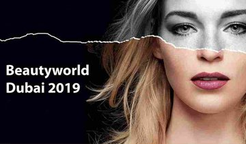 We were in Beautyworld Dubai 2019